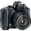 Specification of Canon EOS-1D Mark II N rival: Kodak EasyShare P880.