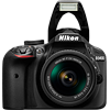 Specification of Fujifilm X-T2 rival:  Nikon D3400.