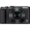 Specification of Panasonic Lumix DMC-ZS100  rival: Nikon Coolpix A900.