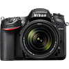 Specification of Nikon D5300 rival:  Nikon D7200.