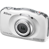 Specification of Nikon Coolpix W100 rival: Nikon Coolpix S33.