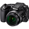 Specification of Canon PowerShot SX60 HS rival: Nikon Coolpix L840.
