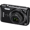 Specification of Olympus PEN E-PL8 rival: Nikon Coolpix S6900.