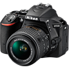 Specification of Fujifilm X-Pro2 rival: Nikon D5500.