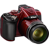 Specification of Nikon Coolpix L830 rival: Nikon Coolpix P600.