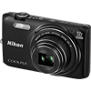Specification of Canon PowerShot SX60 HS rival: Nikon Coolpix S6800.
