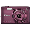 Specification of Fujifilm X-A2 rival: Nikon Coolpix S5300.