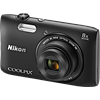 Specification of Panasonic Lumix DMC-LZ40 rival: Nikon Coolpix S3600.