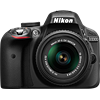 Specification of Sony Alpha 7 rival: Nikon D3300.