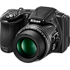 Specification of Pentax K-50 rival: Nikon Coolpix L830.