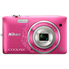 Specification of Sony Cyber-shot DSC-HX50V rival: Nikon Coolpix S3500.