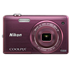 Specification of Fujifilm X-Pro1 rival: Nikon Coolpix S5200.