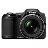 Nikon Coolpix L820 tech specs and cost.