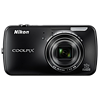 Nikon Coolpix S800c tech specs and cost.