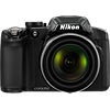 Specification of Pentax K-50 rival: Nikon Coolpix P510.