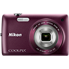 Specification of Fujifilm X-Pro1 rival: Nikon Coolpix S4300.