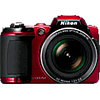 Specification of Kodak EasyShare Z981 rival: Nikon Coolpix L120.