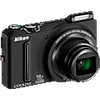 Specification of Nikon Coolpix S5100 rival: Nikon Coolpix S9100.