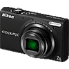 Nikon Coolpix S6100 tech specs and cost.