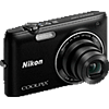 Specification of Nikon D3100 rival: Nikon Coolpix S4100.