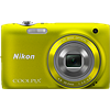 Specification of Kodak EasyShare Z981 rival: Nikon Coolpix S3100.