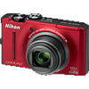 Specification of Kodak EasyShare M550 rival: Nikon Coolpix S8100.