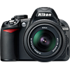 Nikon D3100 tech specs and cost.