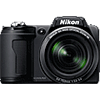 Specification of Kodak EasyShare Sport rival: Nikon Coolpix L110.