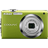 Specification of Kodak EasyShare Sport rival: Nikon Coolpix S3000.