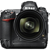 Specification of Pentax 645D rival: Nikon D3S.