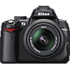 Specification of Nikon D5300 rival:  Nikon D5000.
