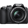 Nikon Coolpix P90 tech specs and cost.