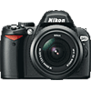 Specification of Nikon D5300 rival:  Nikon D60.