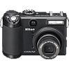 Specification of Samsung ST45 rival: Nikon Coolpix P5100.