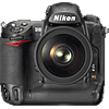 Nikon D3 tech specs and cost.