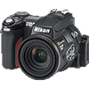 Nikon Coolpix 8700 tech specs and cost.