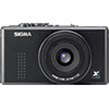 Specification of Ricoh GR rival: Sigma DP2.