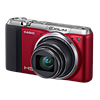 Specification of Canon PowerShot SX60 HS rival: Casio Exilim EX-ZR700.