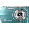 Specification of Kodak EasyShare Z1485 IS rival: Casio Exilim EX-Z2300.