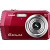Casio Exilim EX-Z16 tech specs and cost.