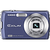 Specification of Kodak EasyShare M550 rival: Casio Exilim EX-Z35.