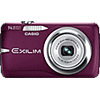 Specification of Kodak EasyShare Z1485 IS rival: Casio Exilim EX-Z550.