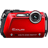 Specification of Pentax 645D rival: Casio Exilim EX-G1.
