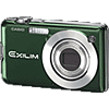 Casio Exilim EX-S12 tech specs and cost.