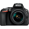 Specification of Fujifilm X-T2 rival:  Nikon D5600.