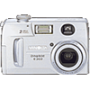 Minolta DiMAGE E203 specs and price.