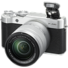 Specification of Pentax KP rival:  Fujifilm X-A10.