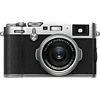 Specification of Canon EOS M50 rival: Fujifilm X100F.