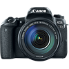 Specification of Canon EOS Rebel T7i / EOS 800D / Kiss X9i rival:  Canon EOS 77D / EOS 9000D.