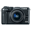 Specification of Canon EOS Rebel T7i / EOS 800D / Kiss X9i rival: Canon EOS M6.